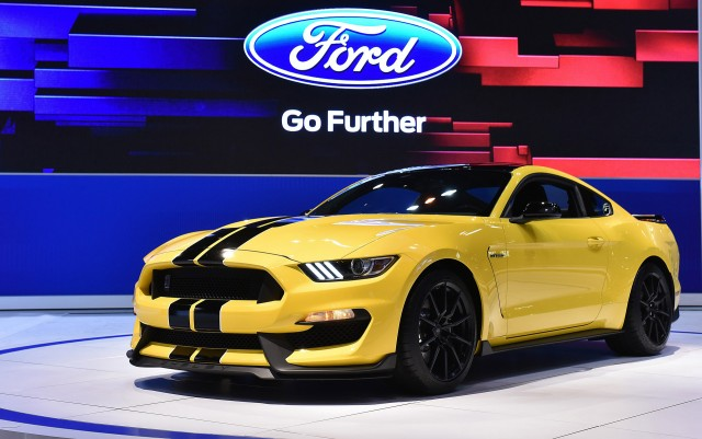 Want a Ford Shelby GT350R Mustang? Get in Line - A Very Short Line