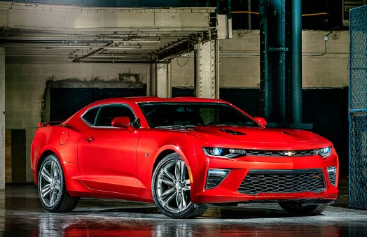 2016 Chevrolet Camaro: What Is new?