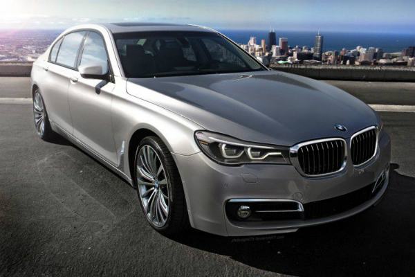 2016 BMW 7 Series: Thinking of Everything