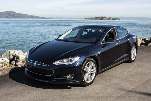 The Tesla Model S Is now Ludicrous