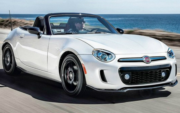 Fiat Automobiles Revealed the 124 Spider, and it Is Better Than Expected