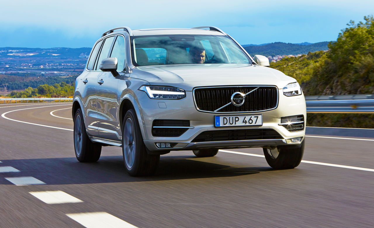 Volvo Looks to Own 2016