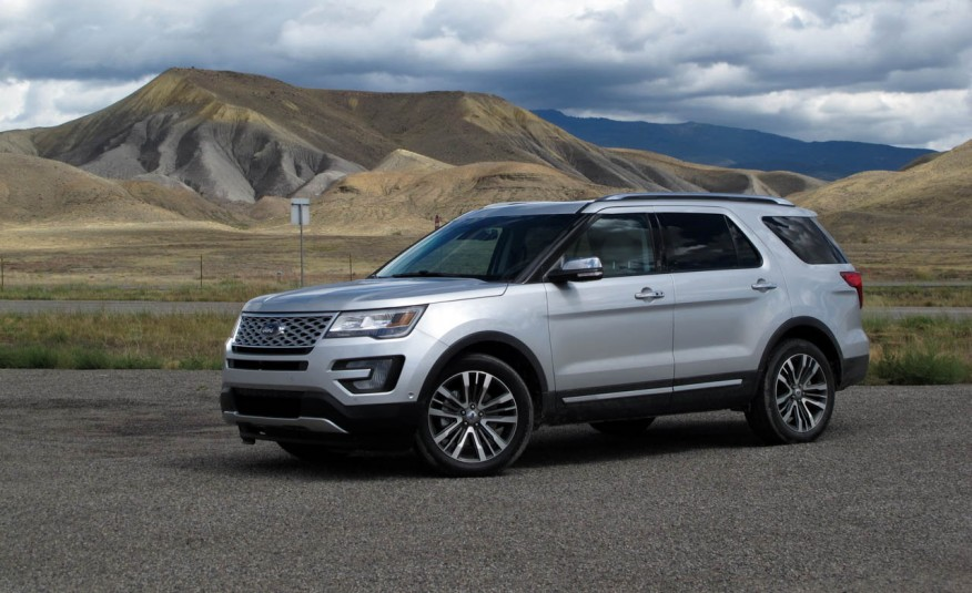 The 2016 Ford Explorer Offers Style and Value