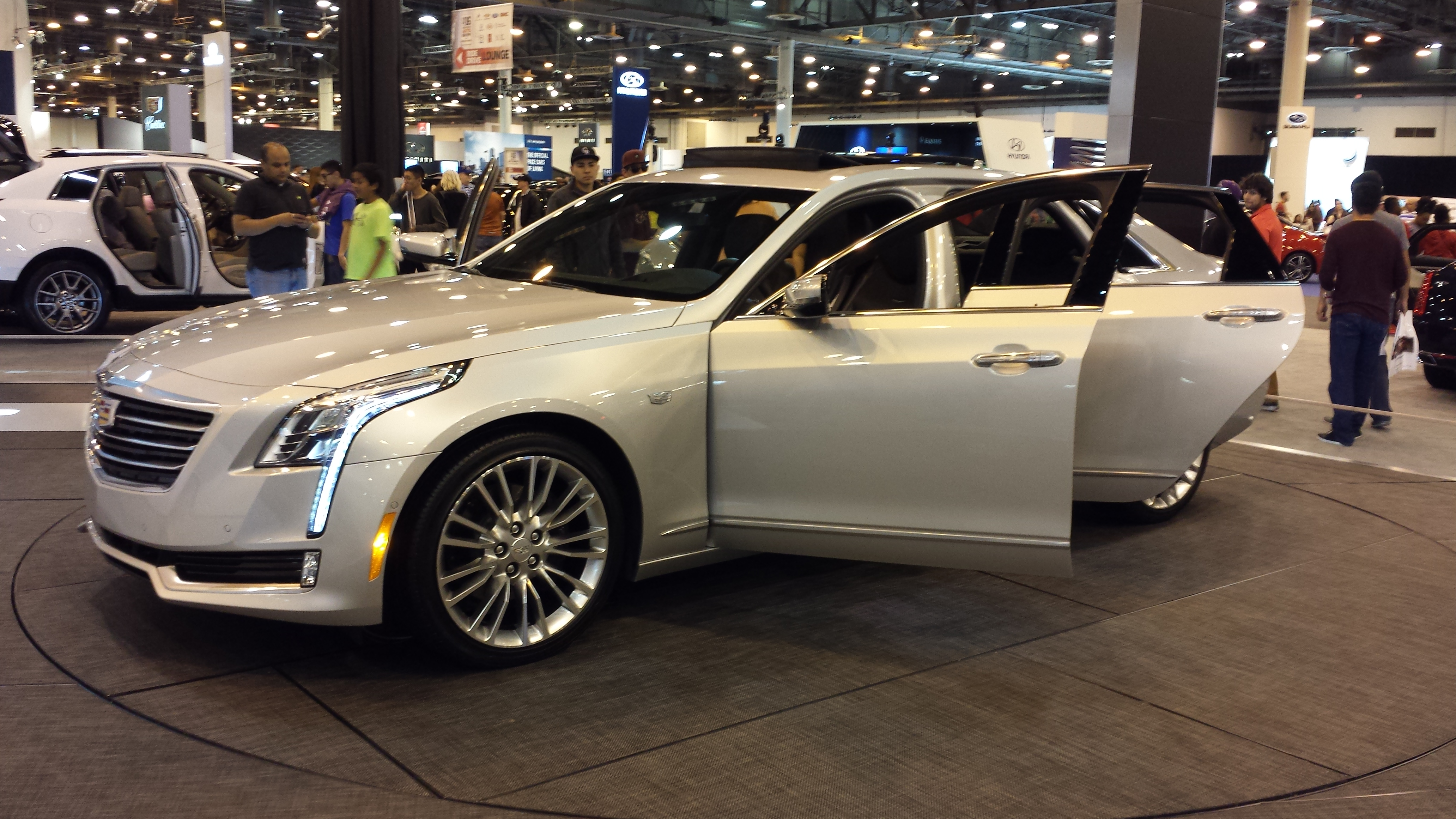 Cadillac CT6: A New Breed