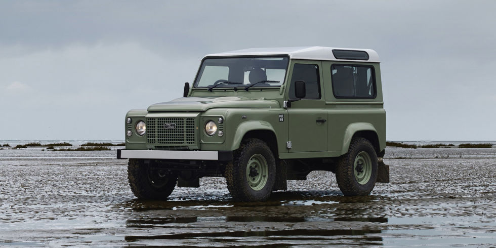 Land Rover Defender: The Death of Huey