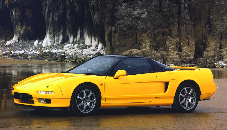 Honda NSX: The Original Bipolar Sports Car
