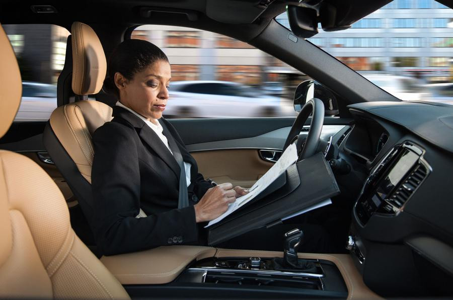 Volvo Introduces First Family Safety Tests with Autonomous Cars