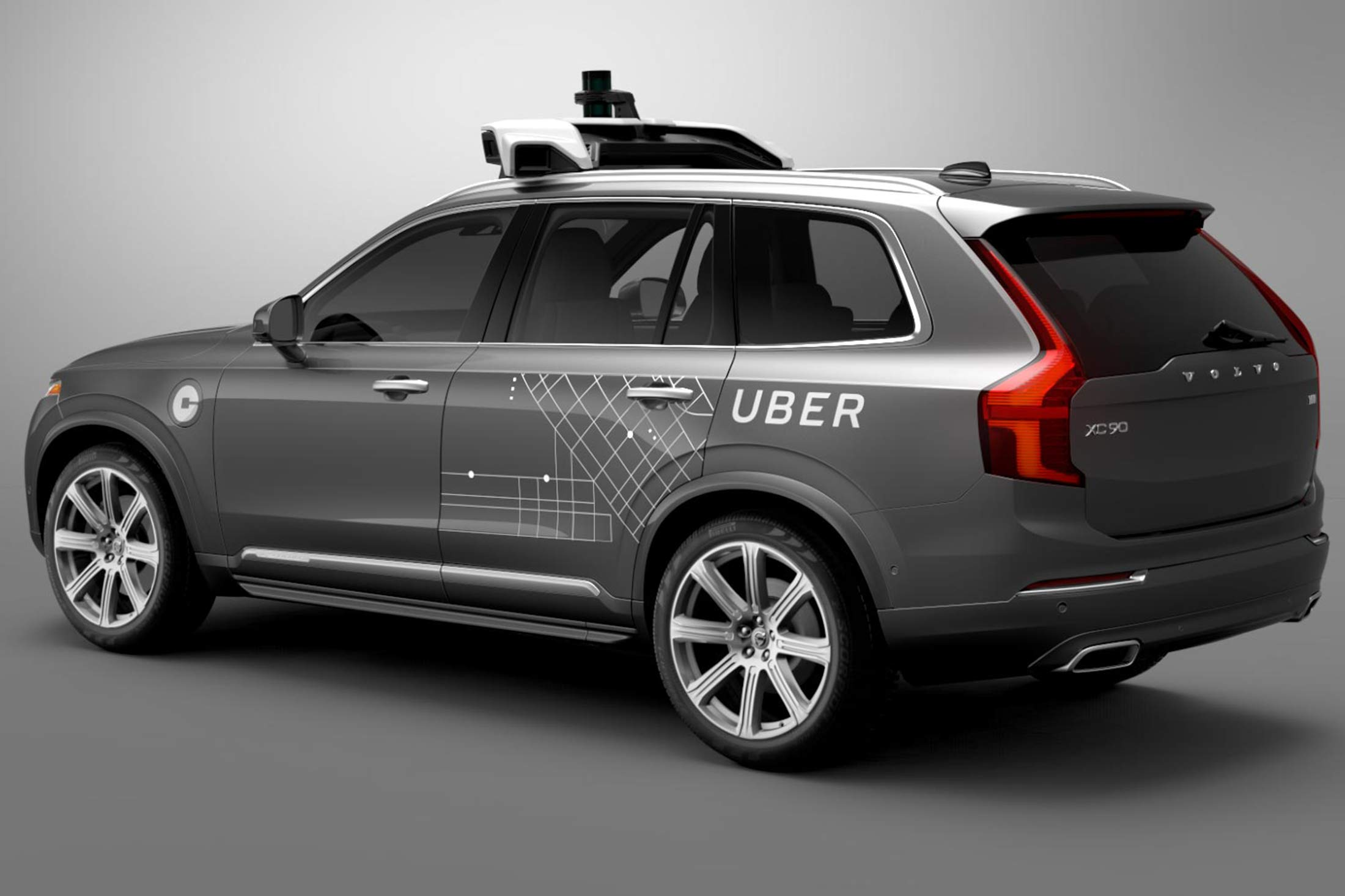 Uber Planning on Expanding Self-Driving Car Research