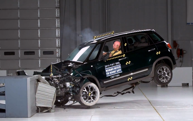 New Crash Tests Show Just How Far Car Safety Has Come