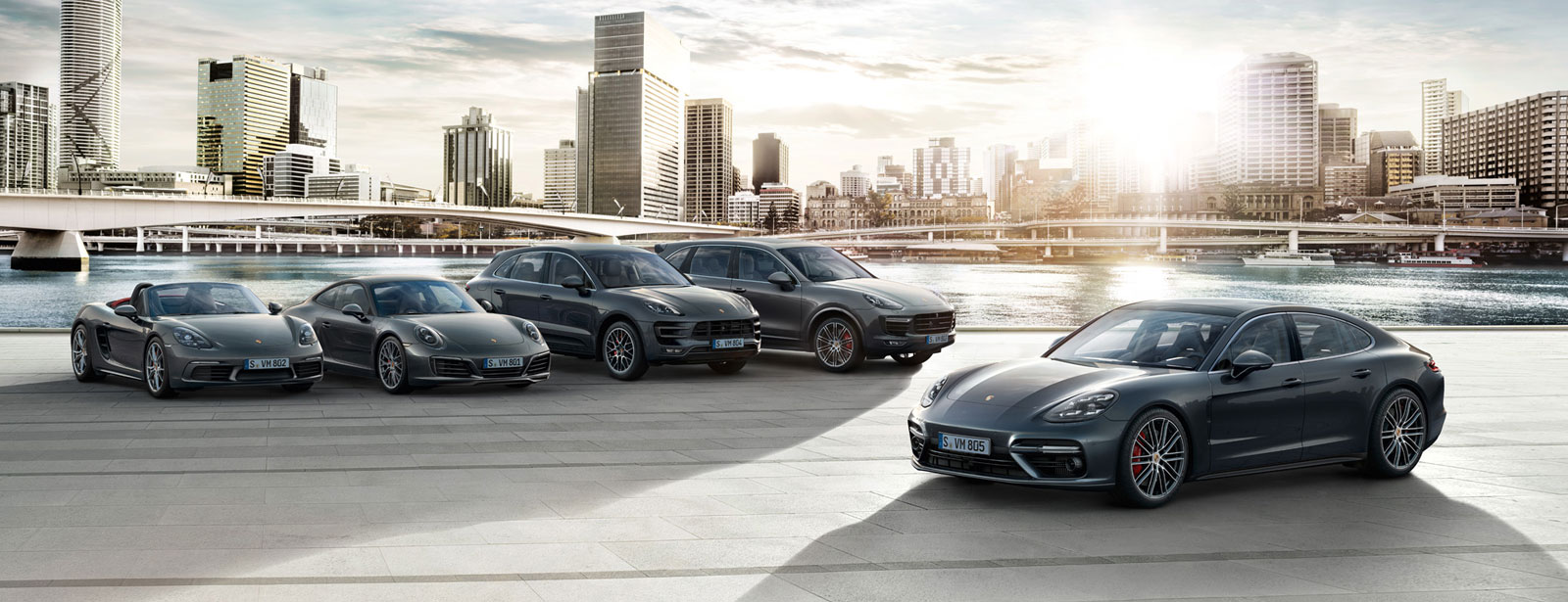 Porsche Starts Car Subscription Service