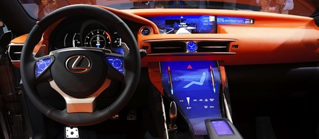 Touchscreen Dashboards – Should it Stay or Go?