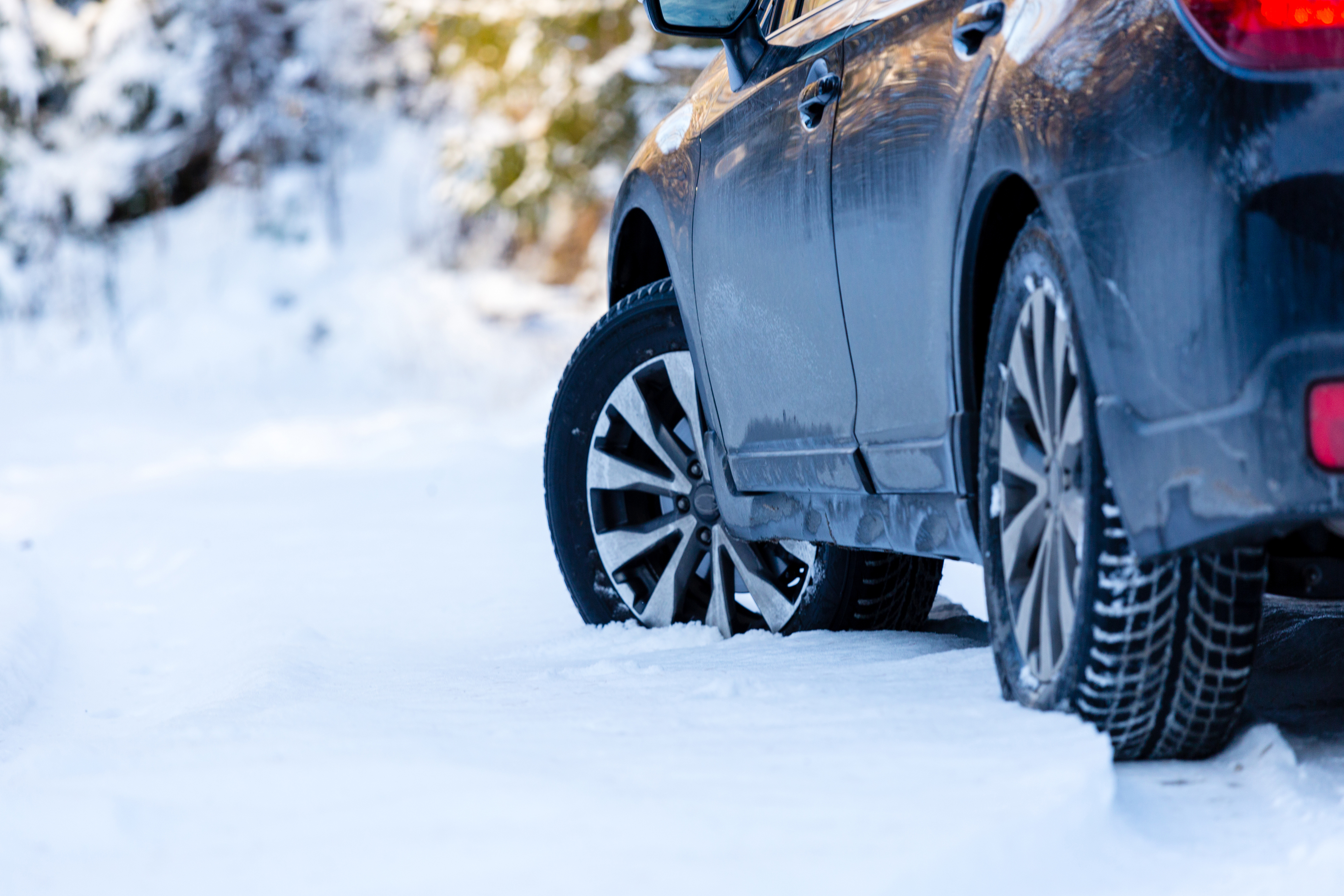 Keeping Your Vehicle's Safety Sensors Clean During the Winter