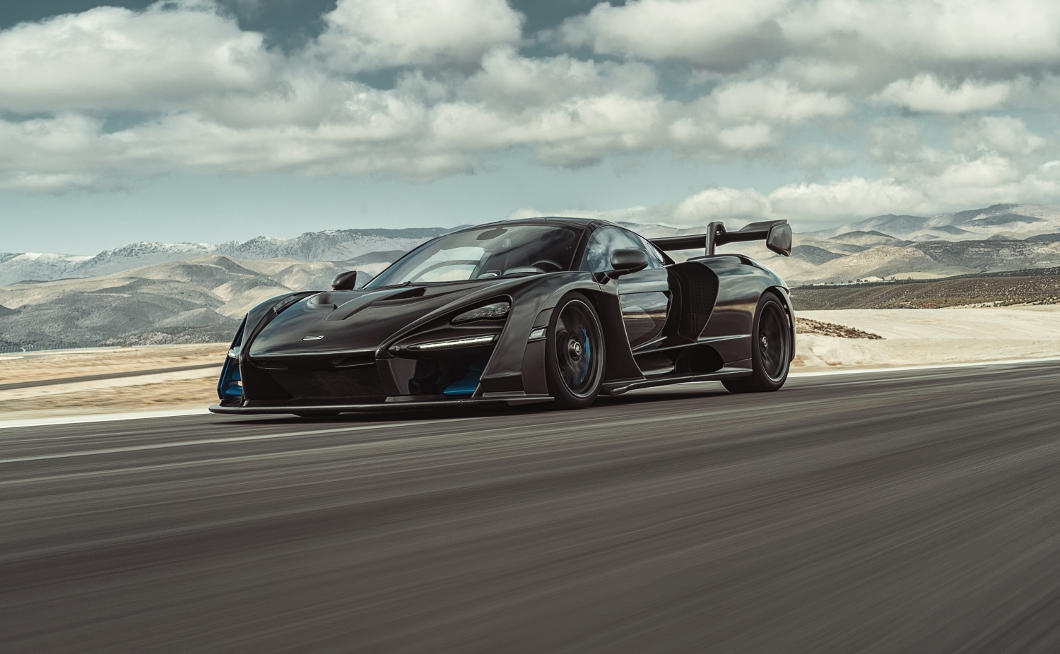 The McLaren Senna: Automotive Masterpiece