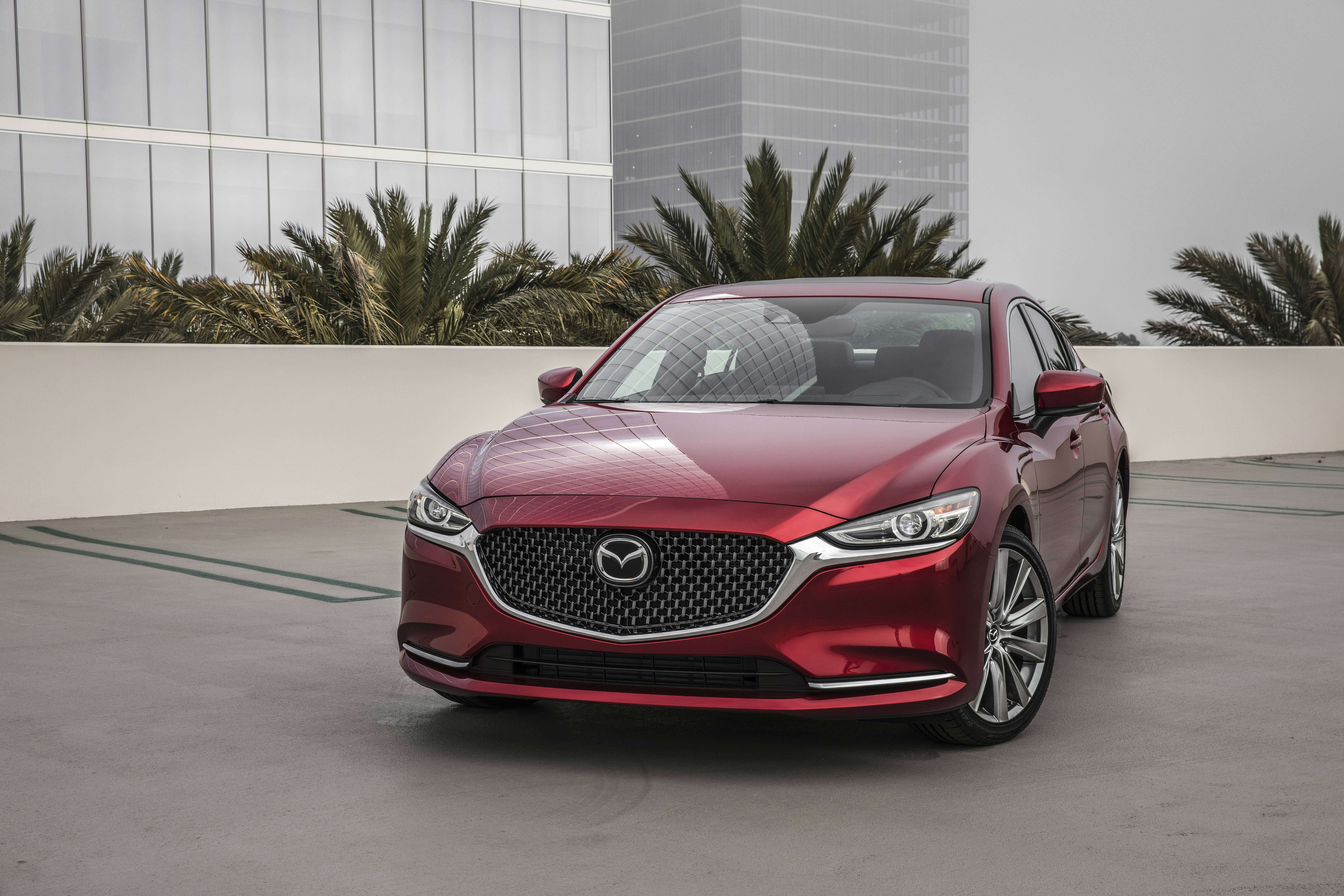 What Sets the 2018 Mazda 6 Apart