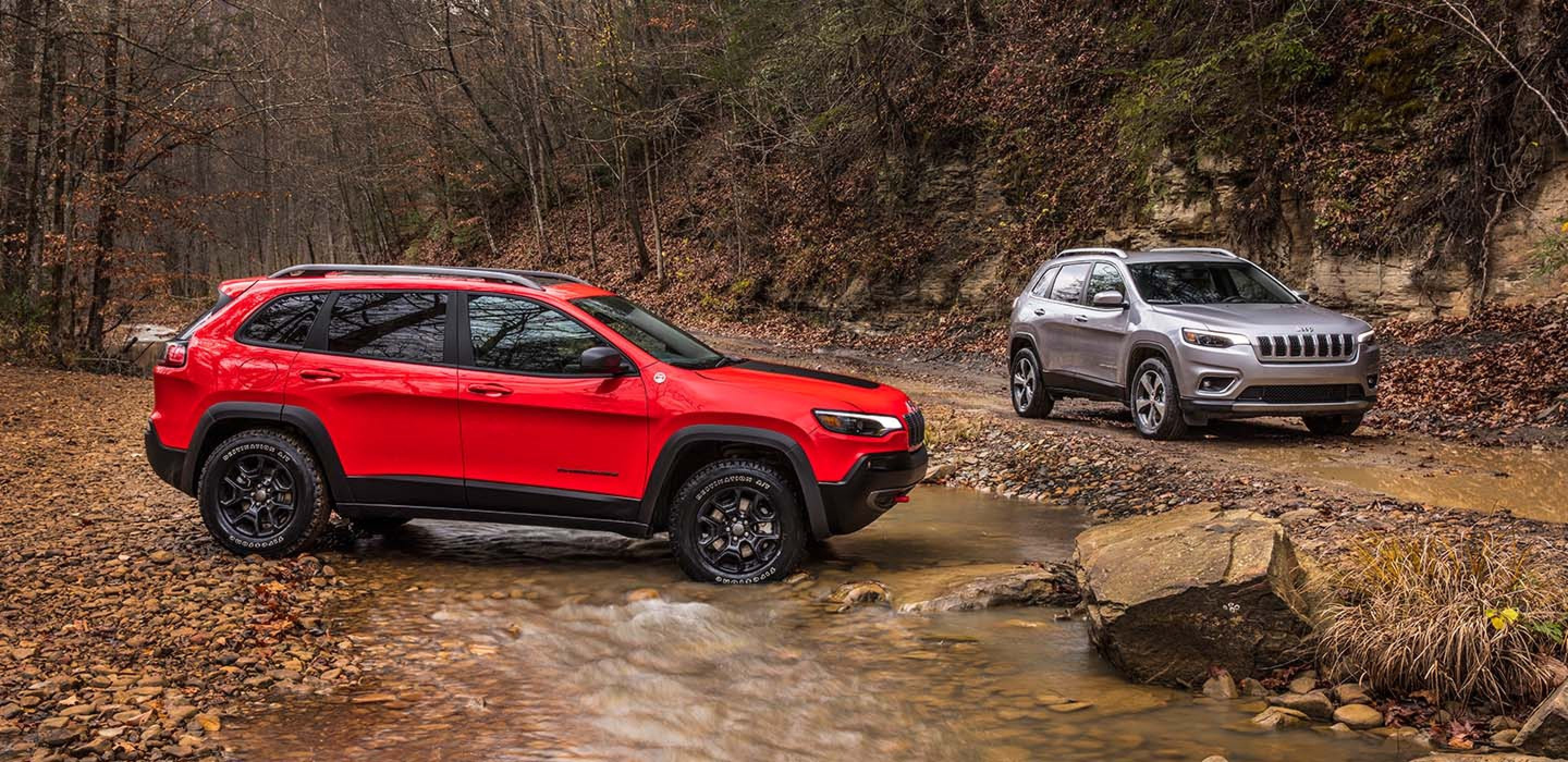 The 2019 Cherokee Trailhawk: Take It On or Off-Road
