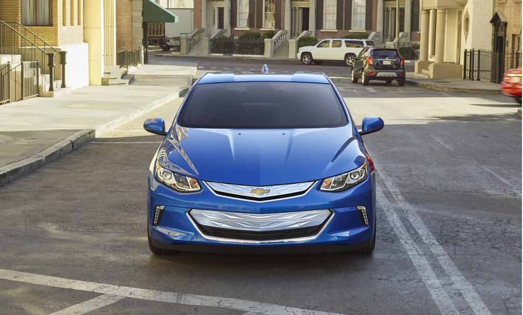 Chevrolet Goes to 'Tomorrowland' to Market the 2016 Volt