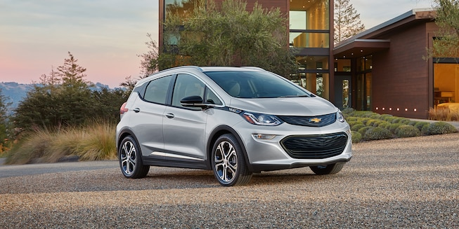 The Chevy Bolt: A New Best Seller