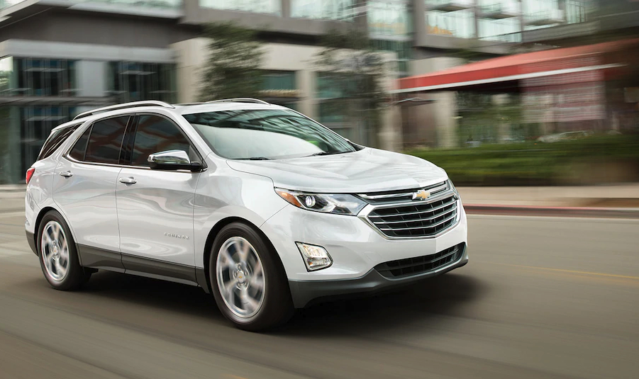 The 2019 Chevy Equinox is Practically Customizable