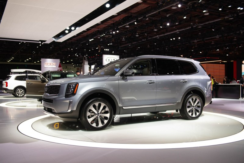 2020 Kia Telluride: Big and Beautiful