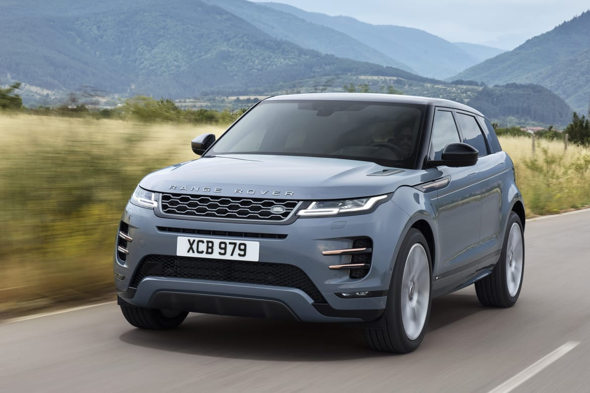 The 2020 Land Rover Range Rover: More Than a Pretty Face