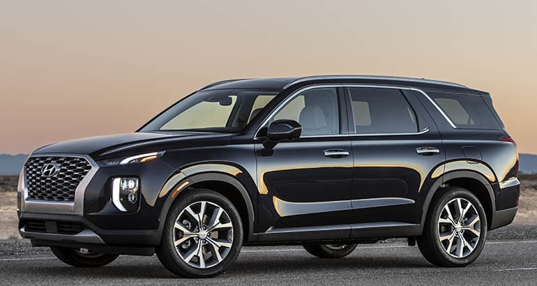 Going Bigger with a New Vehicle: The 2020 Hyundai Palisade