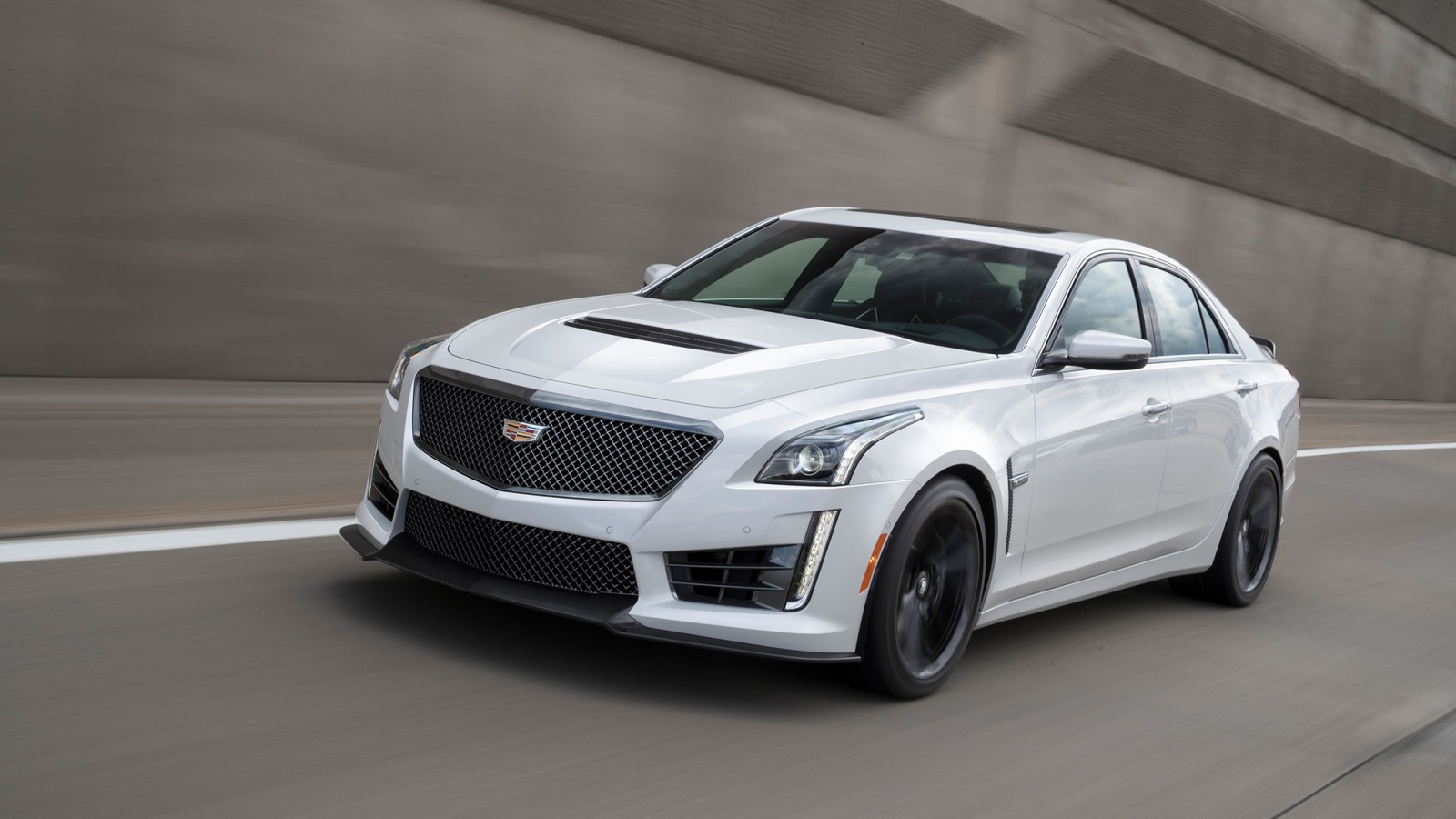 The 2019 Cadillac CTS-V: A Different Kind of Muscle Car