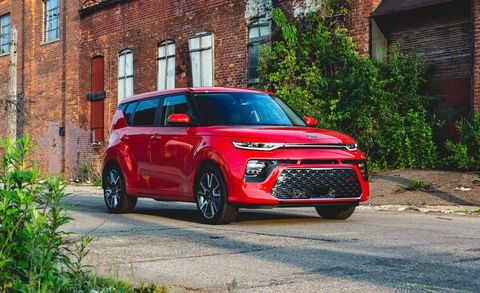The Redesigned 2020 Kia Soul