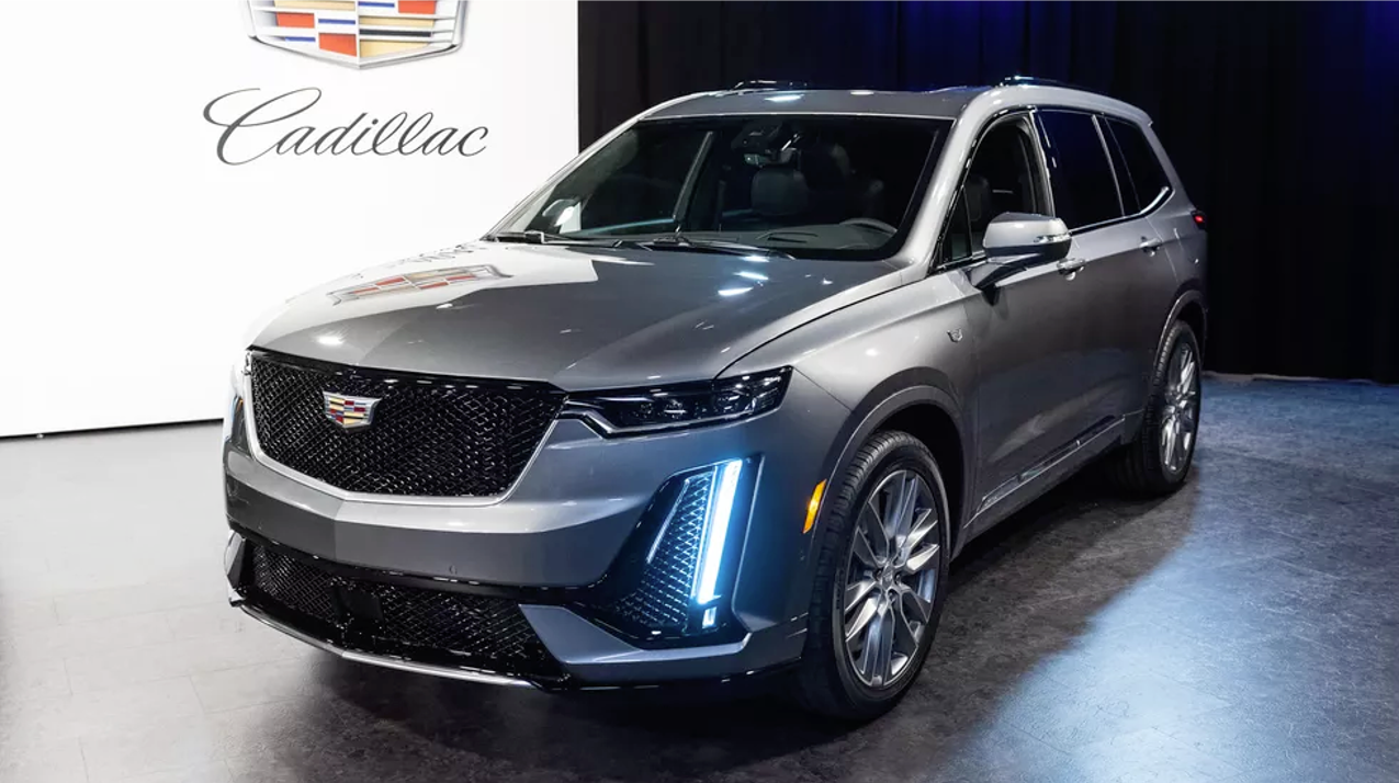 Cadillac XT6: A Dreamy Luxury Crossover