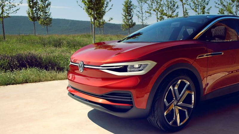 Volkswagen Reveals New Concept Electric Vehicle